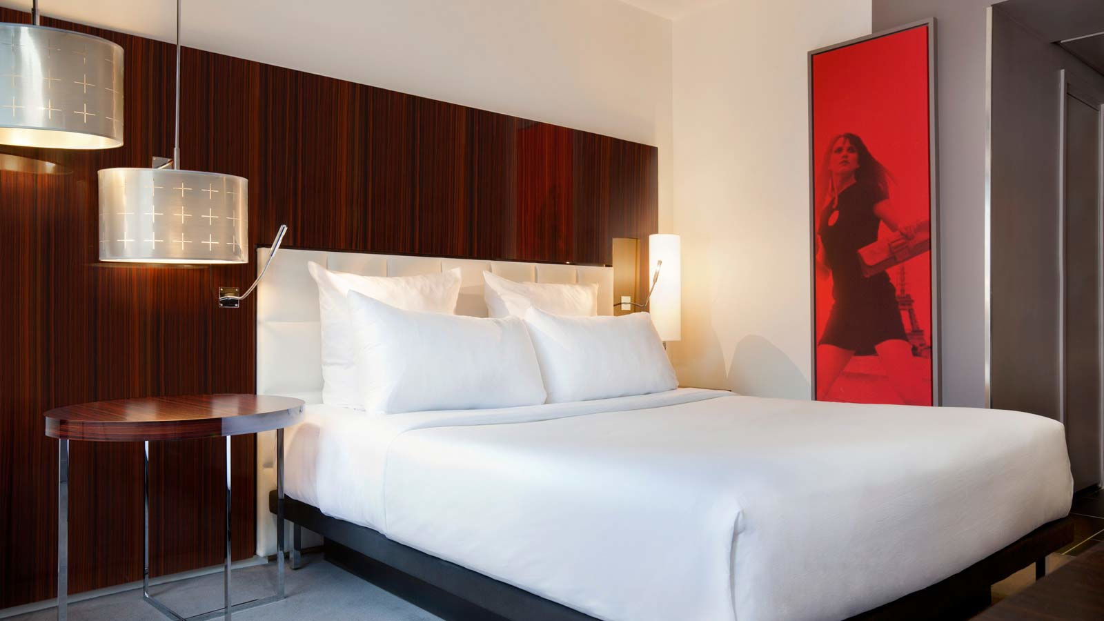 Smart Room at le Meridien Etoile